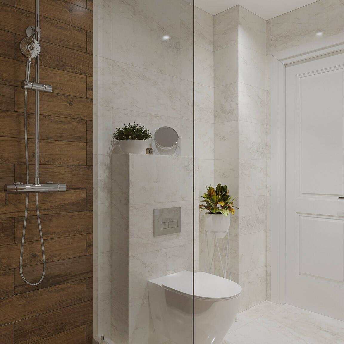 Catedral Residence - Bathroom - Marazzi Ceramic tiles - 8